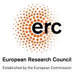 ERC logo white